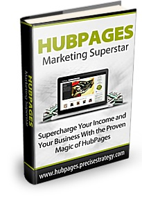 HubPages Marketing SuperStar