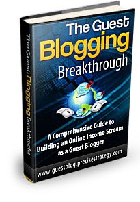 The Guest Blogging Breakthrough