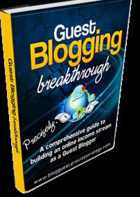 The Guest Blogging Breakthrough