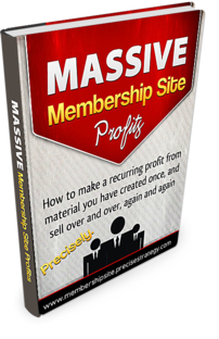 Massive Membership Site Profits