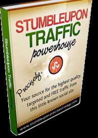 StumbleUpon Traffic Powerhouse