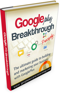 GooglePlus Breakthrough