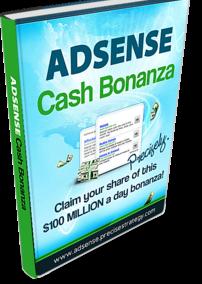 Adsense Cash Bonanza